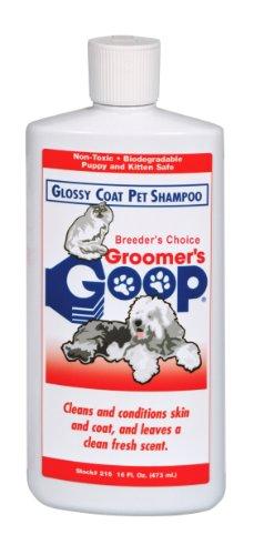 Groomer 's Kleckse Glänzendes Fell Pet Shampoo Flasche, 473ml -