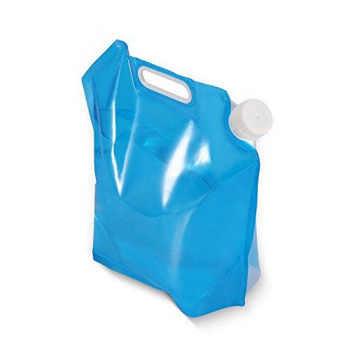 Yosoo Tragbar Faltbarer Wasserkanister Wasserbehälter Wassertank Blau