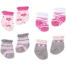 Zapf Creation 794609 - Baby Annabell Socken