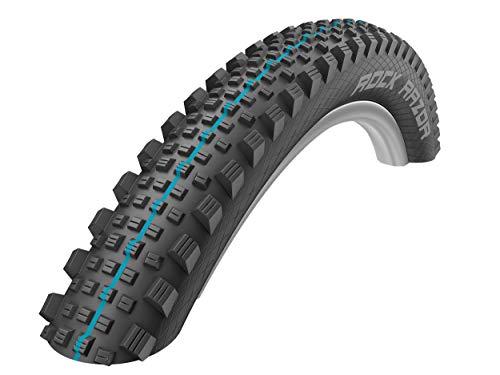 Schwalbe Unisex- Erwachsene Rock Razor HS452 Reifen, schwarz, 27.5x2.35 Zoll -