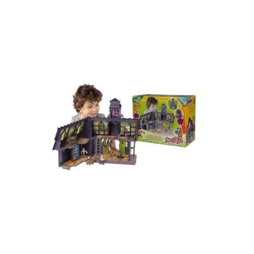 Collezione-Scoobydoo Casa del Mistero Slime Edition