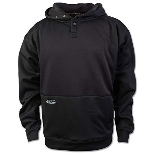 Arborwear Herren Tech Double Dick Pullover Sweatshirt, Herren, schwarz, XXX-Large Arborwear Pullover