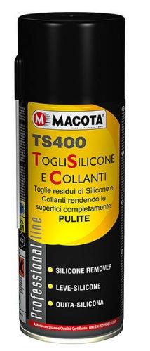 MACOTA RIMUOVI TOGLI TS400 SILICONE COLLA COLLANTI 400ML