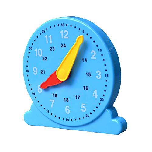 Beito Kinder Lernen Uhrzeit Lehrer-Zahnrad-Taktgeber Erfahren Sie, wie Zeit Teaching Uhr 1PC Weiterempfehlen