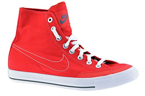 Nike Aller à Mi Baskets Basses Neuf Chaussures . Rouge