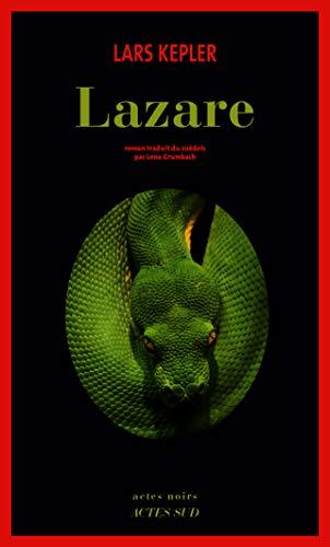 Lazare (Actes noirs)