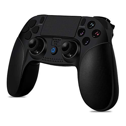 Qingta Wireless Controller Kabelloser spiel-controller aufladbarem für PS4 Drahtloser mit LED-Licht unterstützt PS3 Tragbare Gamepad Joystick