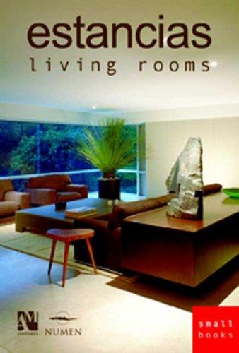 Estancias/Living Rooms (Small Books) por Fernando De Haro