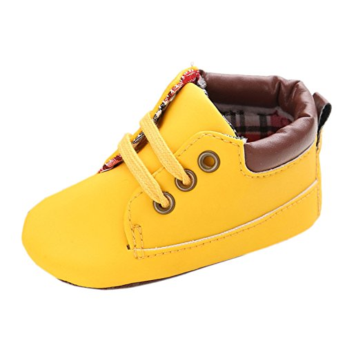Leap Frog  Sneakers,  Baby, Jungen Lauflernschuhe Sneakers Gelb