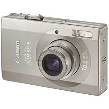 "Canon Digital IXUS 90 IS Digitalkamera (10 Megapixel, 3-fach opt. Zoom, 7,6 cm (3"") Display, Bildstabilisator)"