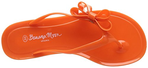Banana Moon Dempsie, Tongs femme Orange