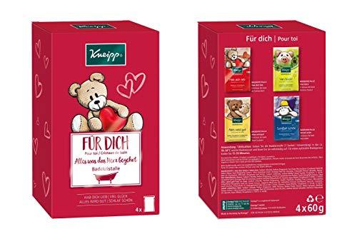 Kneipp Baden Geschenkpackung- Für Dich, 3er Pack x (4 x 60g)