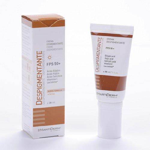 MARTIDERM DSP-Crema FPS 50+ Despigmentante (40 ml)