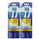 Oral–B Pro Expert Vibrierender Zahnbürste,4erPack