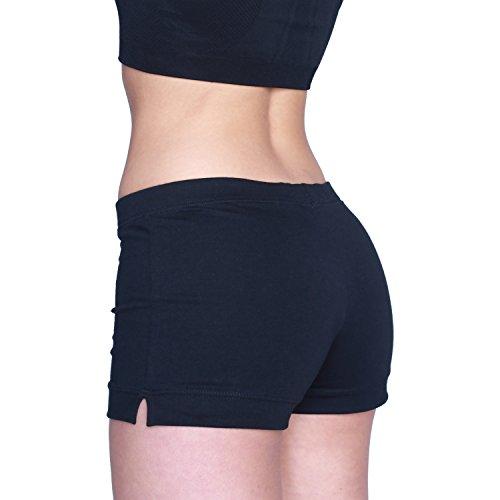 Shepa Damen kurze Fitness Shorts Hot Pants Hose - 3