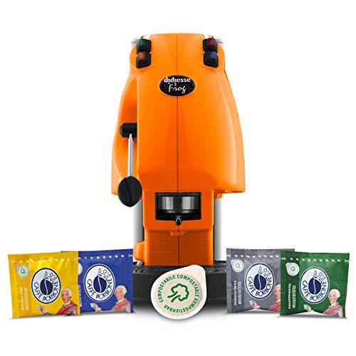 Didiesse Frog Revolution Arancio - Magica Emozione pack (Macchina da Caffè a...