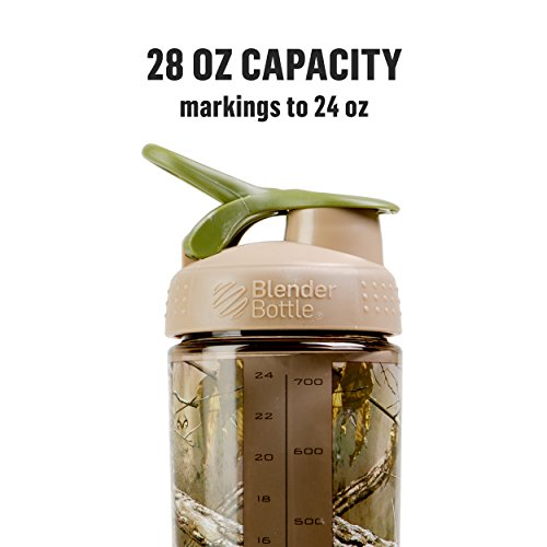 Zoom IMG-1 blenderbottle signature sleek bottiglia per