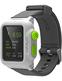 Catalyst Estuche estanco para Apple Watch 42mm Series 1 (Pop Verde)