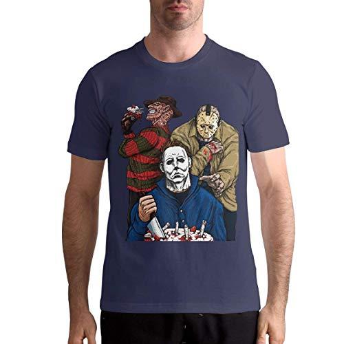 ael Myers Jason Herren Freizeit T-Shirt Athletic XL ()