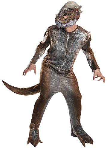 onster Uni-Kostüm für Kinder 110/116 (5-6 Jahre) (Monster Uni Kostüme)