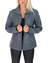 Amazon.co.uk: House Of Leather - Coats & Jackets / Women: Clothing