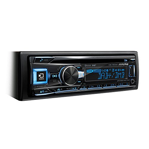 Alpine CDE-196DAB - CD/DAB+ RECEIVER MIT BLUETOOTH® Alpine Interface