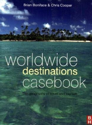 Worldwide Destinations and Companion Book of Cases Set by Brian Boniface MA (2011-12-13)