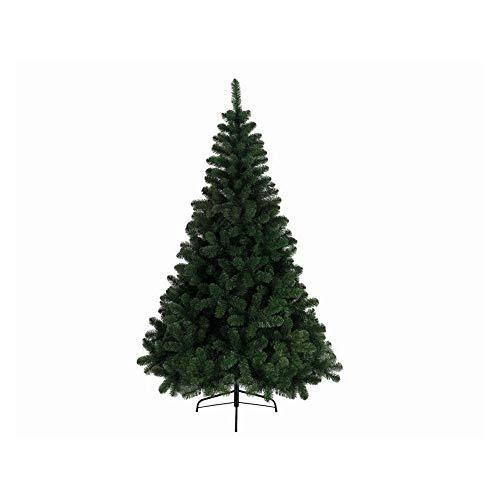 Kaemingk 680313 - Árbol de Navidad Artificial, PVC, 210cm, Color Verde