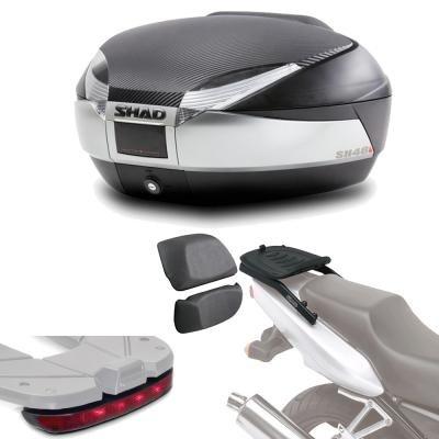 Baúl para tu Yamaha X Max : Toda la info que necesitas.