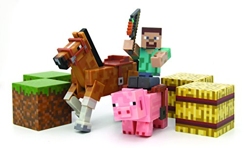 Minecraft Overworld Saddle Pack Rare