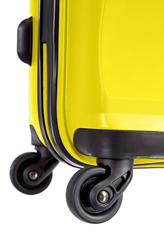 American Tourister - Bon Air - Spinner 66 cm, 57.5 L, Jaune (Solar Yellow)