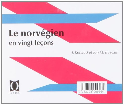 Norvegien en 20 lecons CD