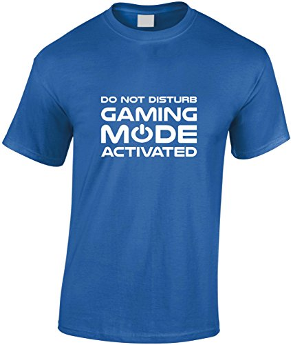 Do Not Disturb Gaming Mode Activated Children's T-Shirt Game Console Xmas Gift