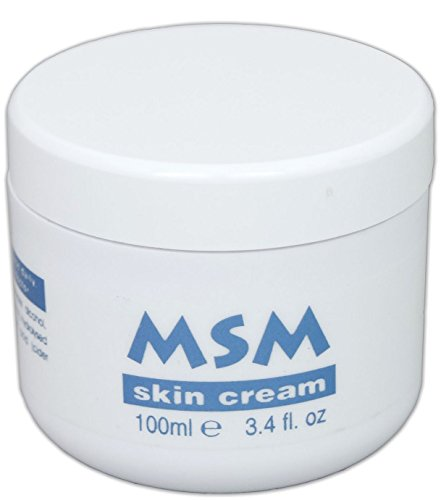 MSM (Methylsulfonylmethan) Körpercreme 100ml (Enzym Tabletten 100)