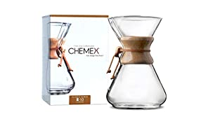 Chemex - Cafetera, 10-Cup
