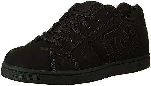 DC Sneaker - NET - black black, Taille:50