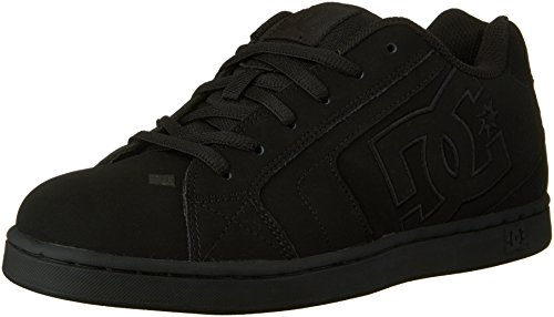 DC Shoes - Sneakers unisex, Negro, 38