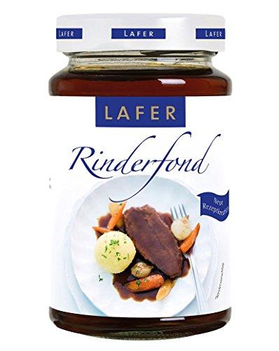 Johann Lafer Rinderfond 8 Gläser á 400 ml