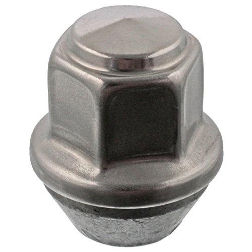 febi bilstein 44949 Radmutter für Stahlfelge und Leichtmetallfelge (Vorderachse, Hinterachse)