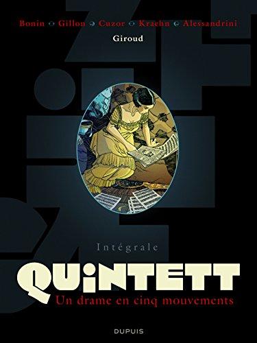 Quintett - L'intégrale - tome 1 - Un drame en cinq mouvements (intégrale Quintett).