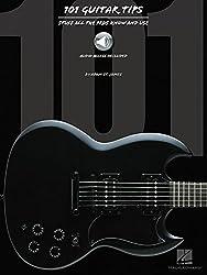 101 Guitar Tips By Adam St. James + Cd