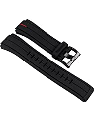 Timex T2N720-Band - Correa , color negro (16)