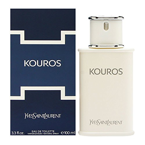 Yves Saint Laurent Kouros homme/men, Eau de Toilette, Vaporisateur/Spray, 100 ml (Ysl Yves Saint Laurent)