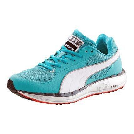 Puma , Chaussures de course pour homme Vert - Vert