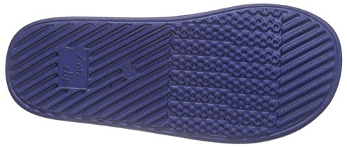 Lico Barracuda V, Chaussures de  Football homme Bleu (Blau/weiss)