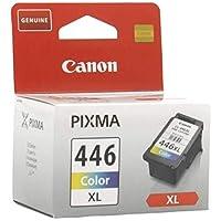Canon Pixma Ink Cartridge - Cl-446 Xl, Cyan/magenta/yellow, Multi Color