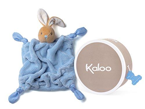 Kaloo K969475 - Plume Doudou Coniglio, Turchese, 20 cm