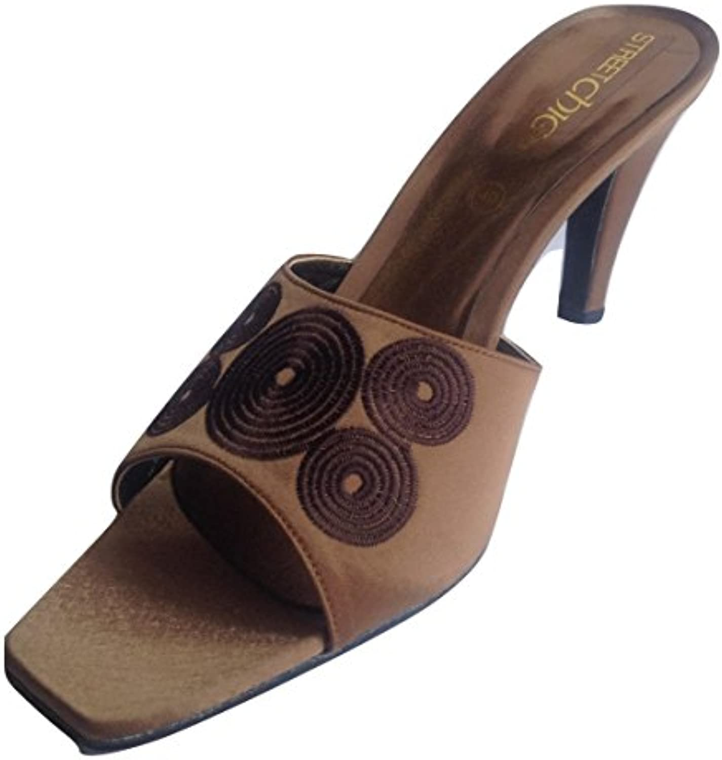 Street Chic Moscow Size Brown Size Moscow 38 EU 97c430