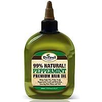 Difeel - Aceite natural de hierbabuena de alta calidad para el cabello, 235 ml
