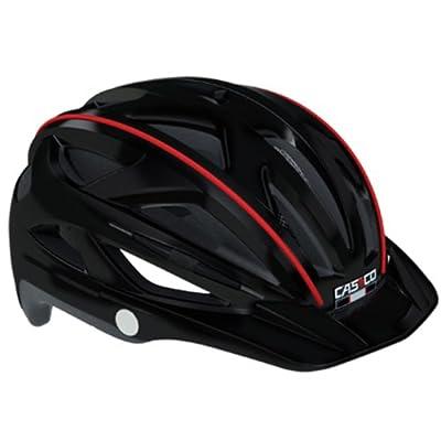 CASCO Active-TC schwarz Life Reflektor Fahrradhelm Helm Bike Cityhelm Trekking City, 04.0802